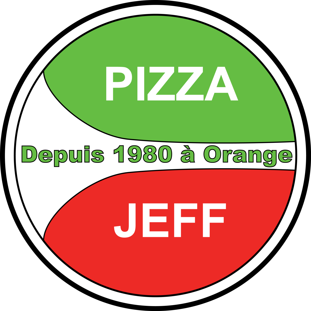 PIZZA JEFF à Orange : Pizza salé et Pizza sucré, Pizza à emporter à Orange & Livraison de Pizza